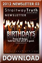 Download: Straitway Newsletter 2012 03 - Birthdays