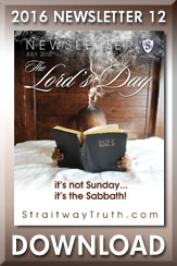 Download: Straitway Newsletter 2016  12 - The Lords Day
