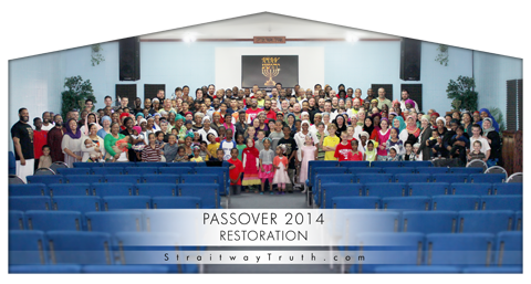 Download ~ Passover 2013 ~ Pastor Dowell ~ Straitwaytruth.com
